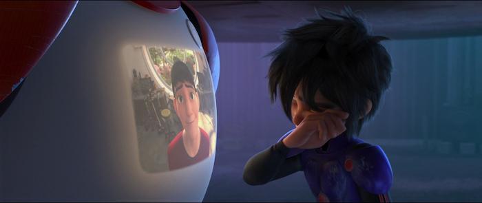 Big Hero 6 · Disney