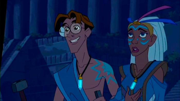 Atlantis: El imperio perdido · Walt Disney Pictures
