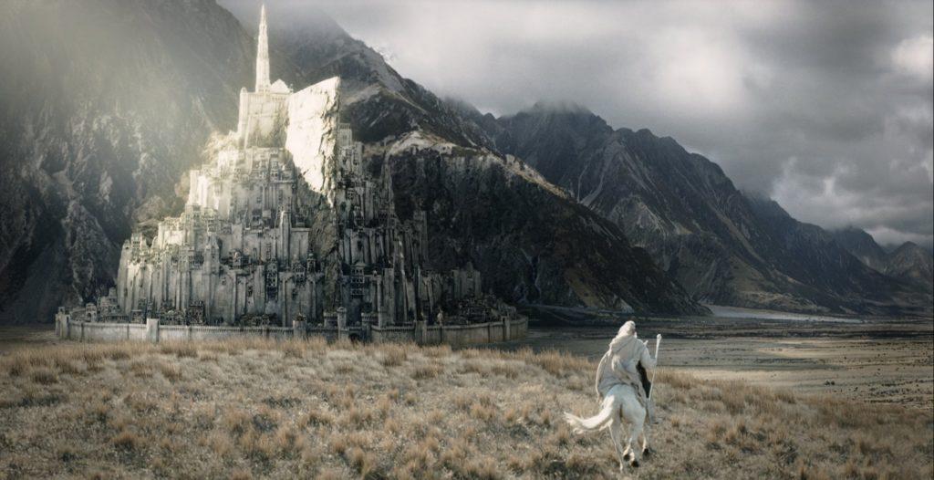 El señor de los anillos: El retorno del rey · New Line Cinema