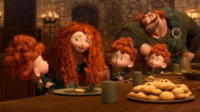Brave · Disney pixar