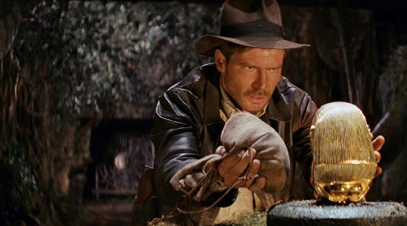 Indiana Jones and The Raider of the Lost Ark - Paramount Pictures