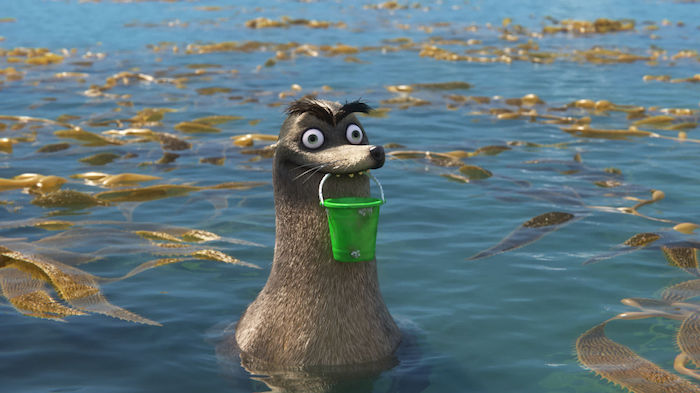 Buscando a Dory • Pixar