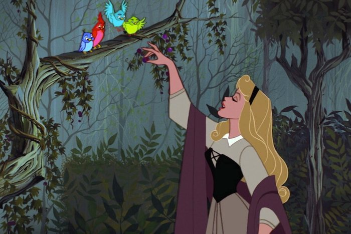 La Bella Durmiente · Disney