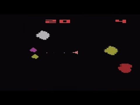 Asteroids - Atari