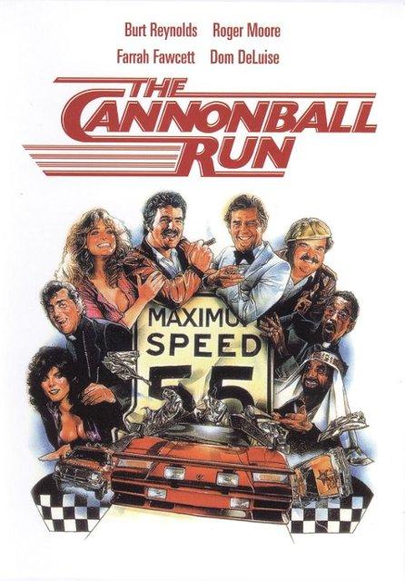 The Cannonball Run - 20th Century Fox