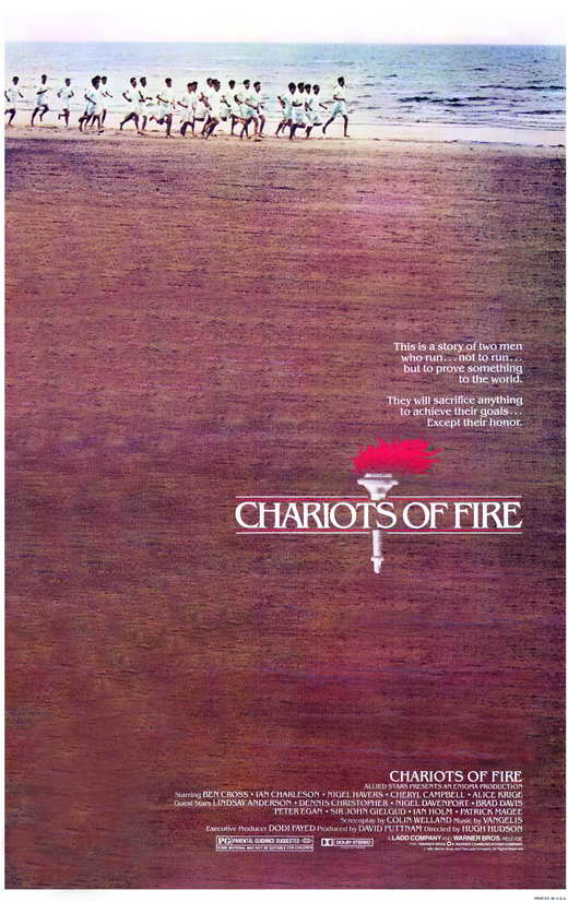 Chariots of Fire - 20th Century FoxChariots of Fire - 20th Century Fox
