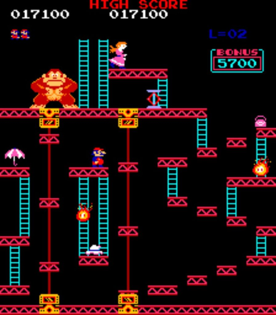 Donkey Kong - Nintendo