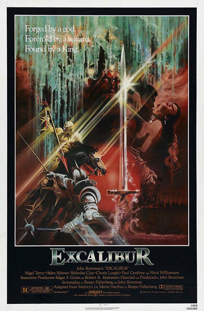 Excalibur - Warner Bros