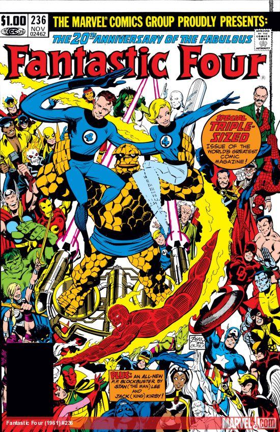 Fantastic Four - Marvel