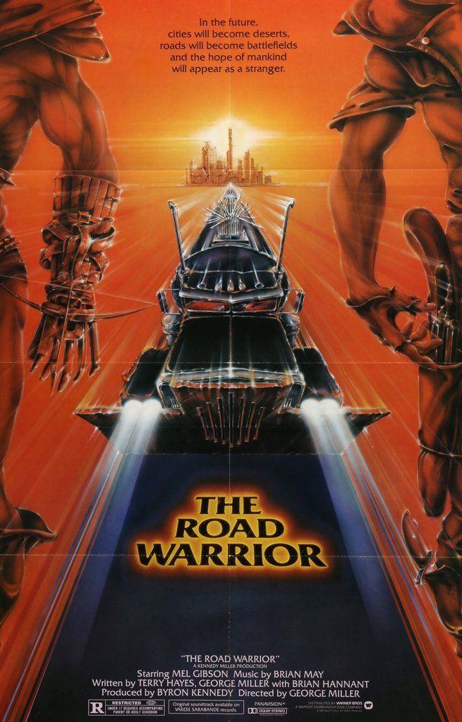 Mad Max 2 The Road Warrior - Warner Bros