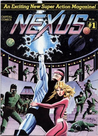Nexus - Dark Horse Comics