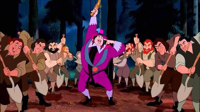 Pocahontas · Walt Disney Pictures