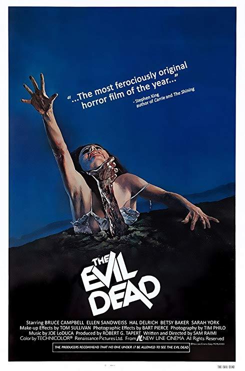 The Evil Dead - New Line Cinema
