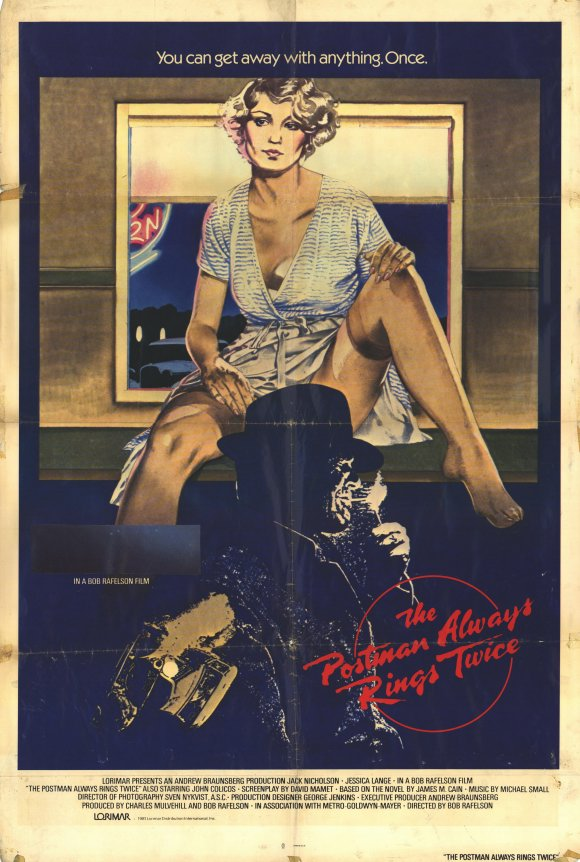 The postman always rings twice - Paramount Pictures