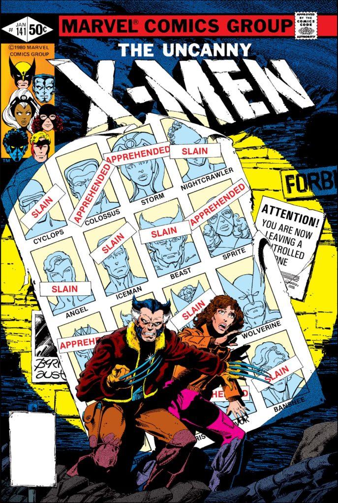 Uncanny X-Men - Marvel
