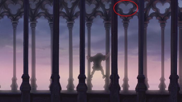 El Jorobado de Notre Dame · Walt Disney Pictures