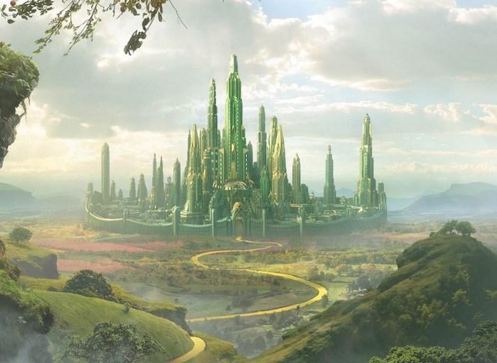 Oz, un mundo de fantasía · Walt Disney Pictures
