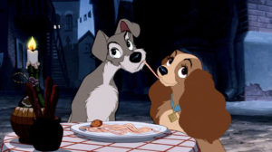 La dama y el vagabundo · Walt Disney Pictures