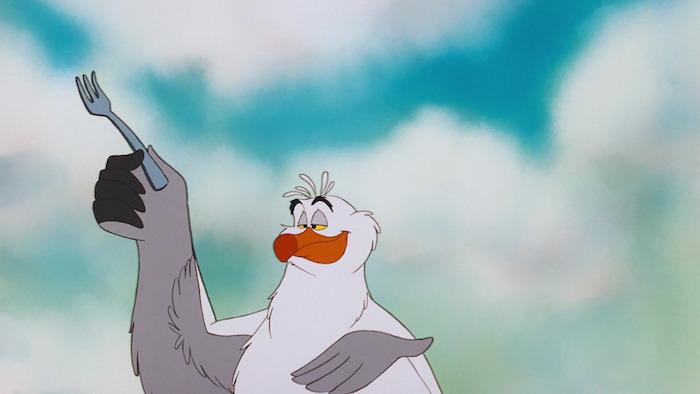 La Sirenita • Walt Disney Pictures