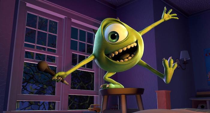 Monstruos S.A. • Pixar