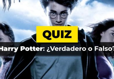 El test de harry Potter