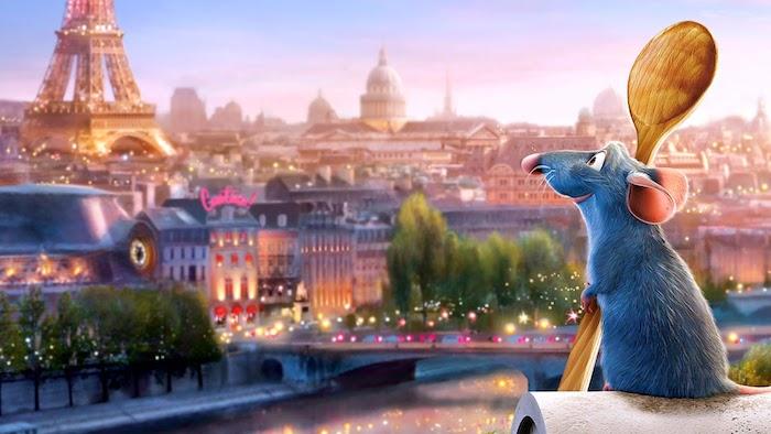 Ratatouille • Pixar
