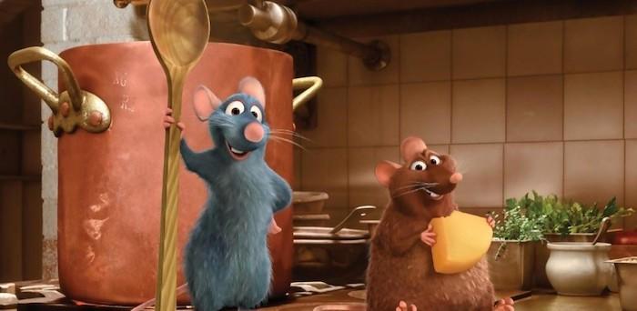 Ratatouille · Walt Disney Pictures