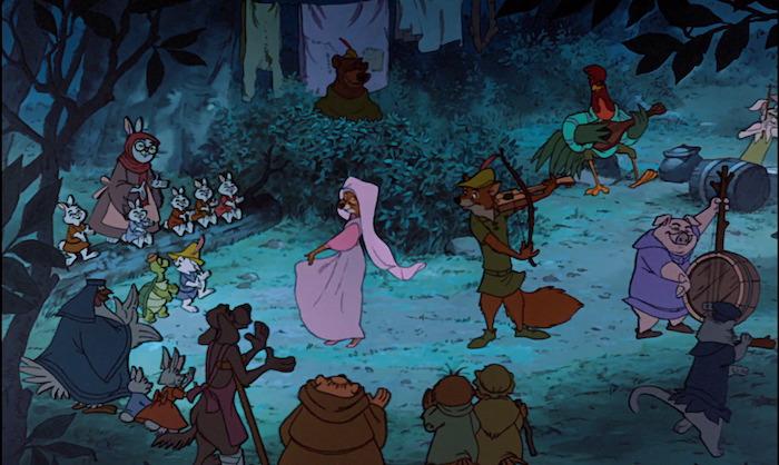 Robin Hood · Walt Disney Pictures