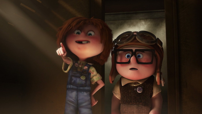 UP · Pixar