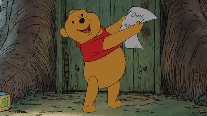 Winnie the pooh · Walt Disney Pictures