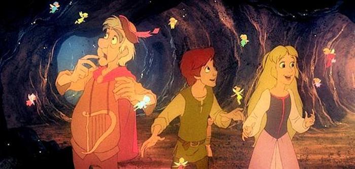 Taron y el Caldero Mágico • Walt Disney Pictures