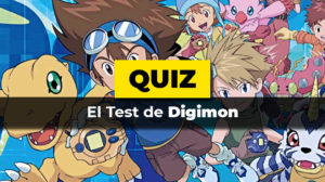 El test de Digimon