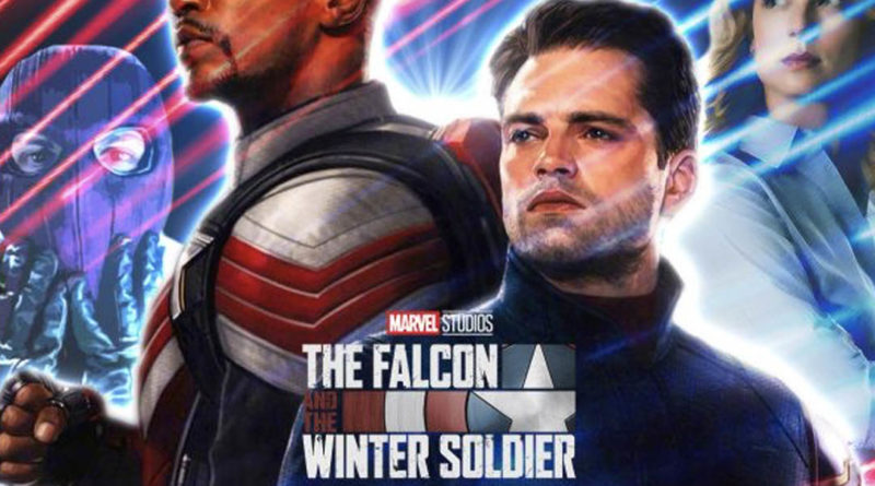 The Falcon and The Winter Solider - Marvel Studios