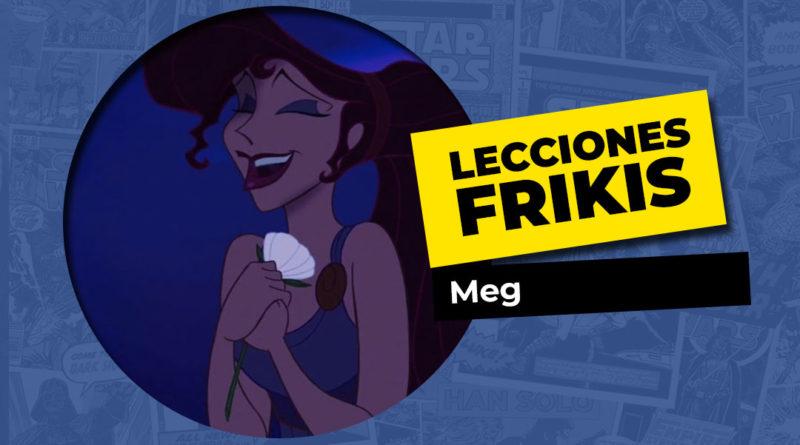 Lo que aprendimos de Meg