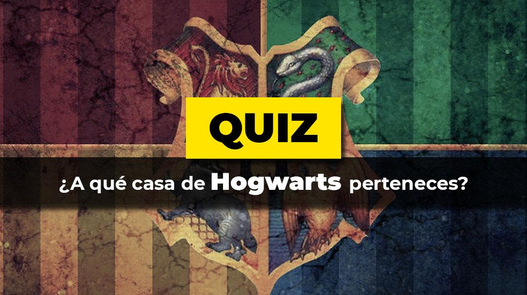 El test de las casas de Hogwarts