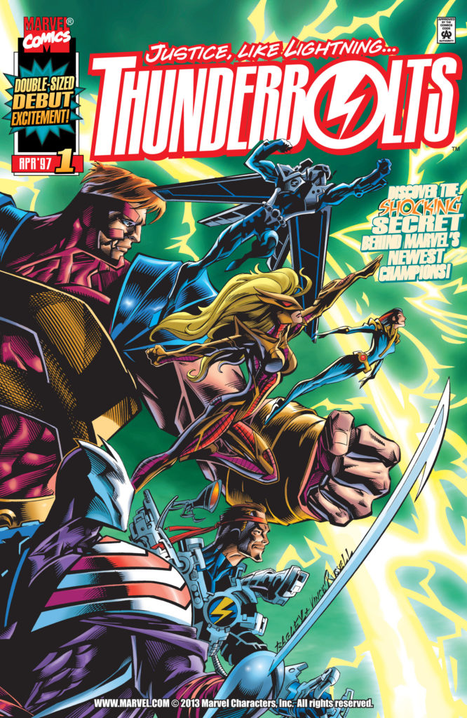 Thunderbolts - Marvel Comics