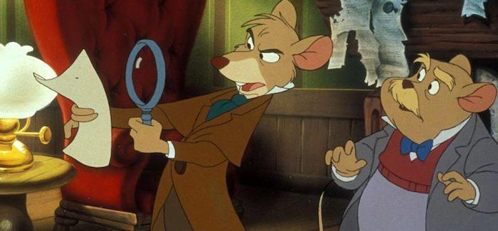 Basil, el ratón superdetective • Walt Disney Pictures