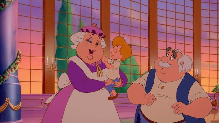 La Bella y la Bestia • Walt Disney Pictures