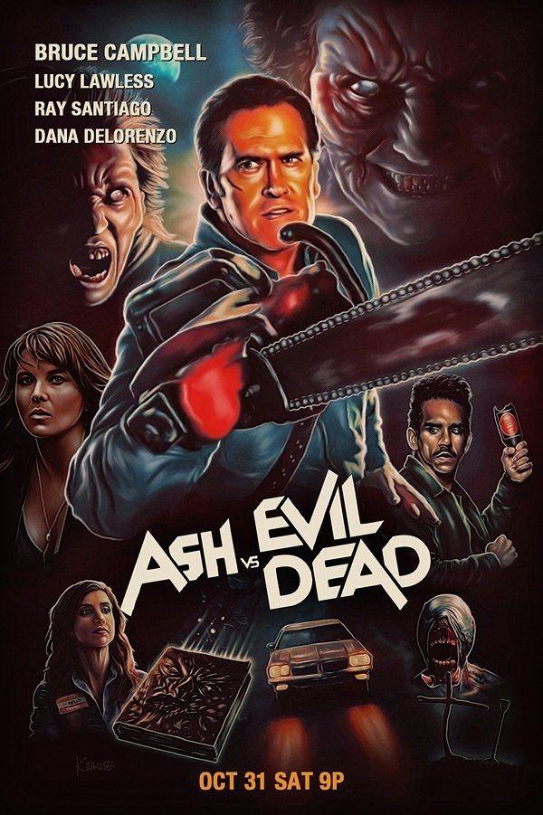 Ash vs. Evil Dead - Lionsgate Television