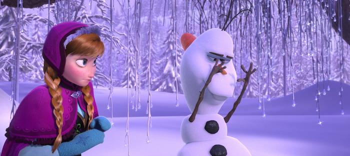 Frozen • Walt Disney Pictures