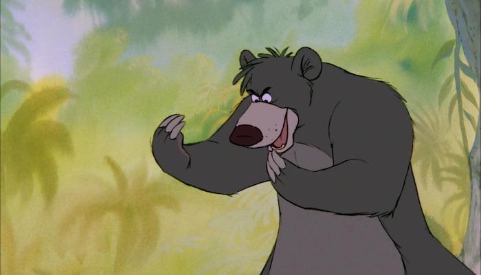 El libro de la Selva · Walt Disney Pictures