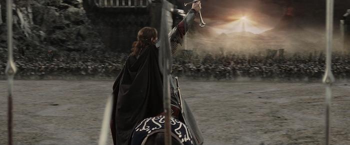 El Señor de los Anillos: El Retorno del Rey • New Line Cinema