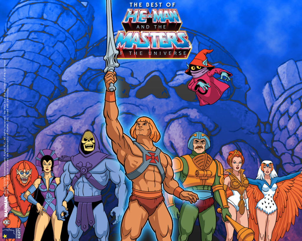 Masters del Universo - Mattel