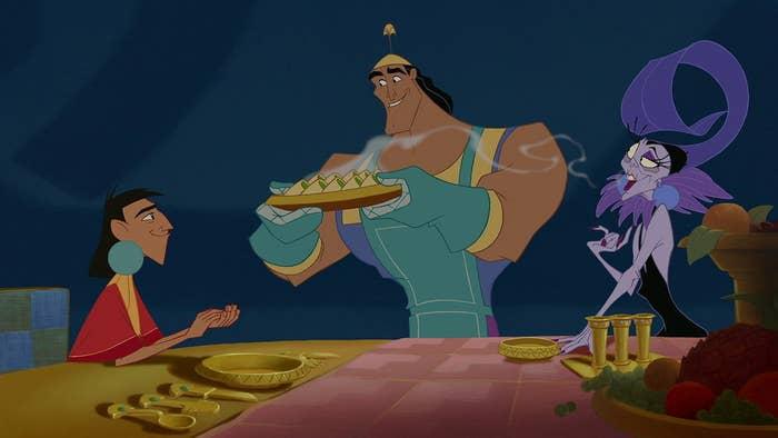 El Emperador y sus locuras • Walt Disney Pictures