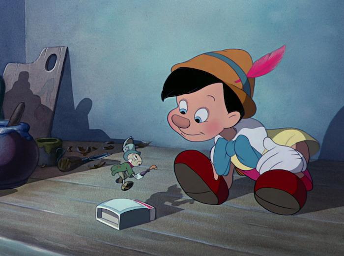 Pinocho • Walt Disney Pictures