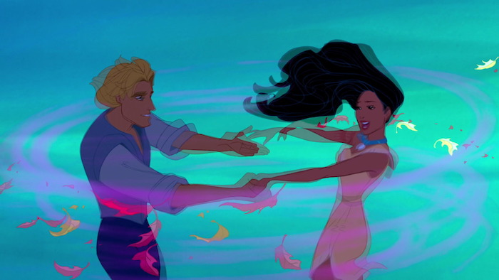 Pocahontas • Walt Disney Pictures
