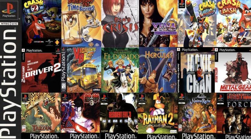 Los mejores juegos de PSX