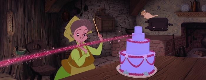 La Bella Durmiente • Walt Disney Pictures