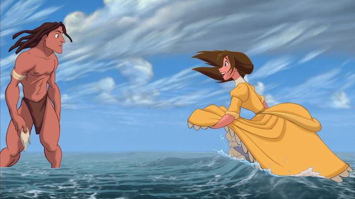 Tarzan • Walt Disney Pictures
