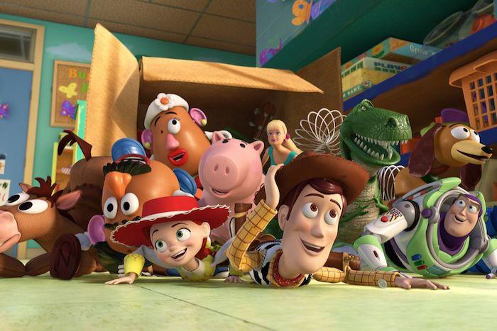 Toy Story · Pixar